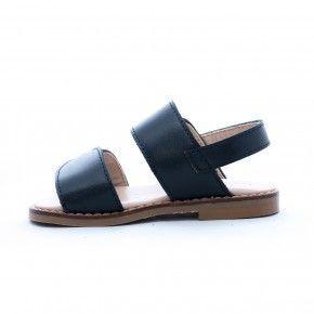 Sandaal donkerblauw - 4159W